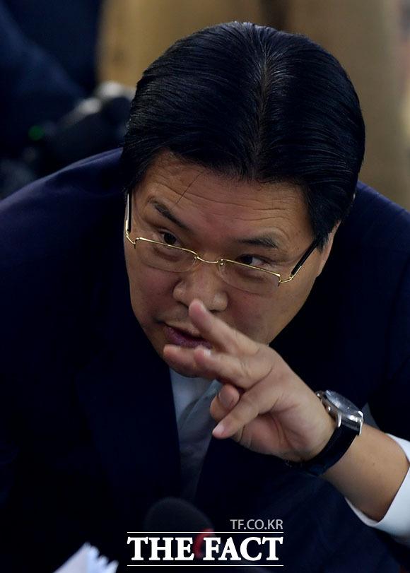 홍문종 우리공화당 공동대표.