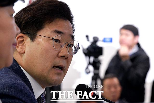 박찬대 더불어민주당 의원.