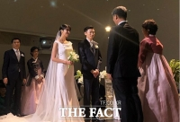 남보라, 프라이머리와 비공개 결혼 '프로듀서와 모델의 만남'