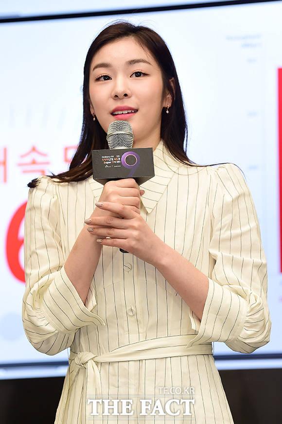 김연아가 강남과 이상화의 결혼식에 하객으로 참석해 결혼을 축하했다.(사진과 기사 내용은 무관) /더팩트 DB