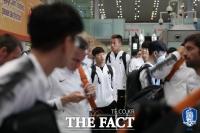 [한국 북한] 벤투호 오늘 평양 입성, 손흥민 이강인 첫 남북 경기