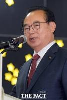[TF포토] 'KB굿잡 부산 잡 페스티벌' 축사하는 오거돈 부산시장