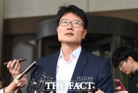 [TF포토] 신동빈 롯데 회장 집행유예 확정...판결 결과 '겸허히 받아들인다'