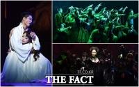 [TF포토] 13년만에 돌아온 정통 유럽 뮤지컬 '드라큘라'