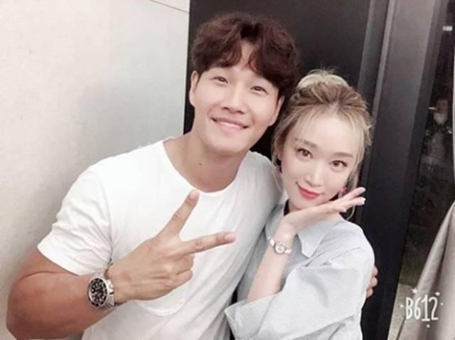 가수 소야는 김종국의 조카로 이름을 알렸다. /소야 인스타그램