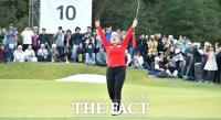 [TF포토] 장하나, 'LPGA BMW 대회 우승'