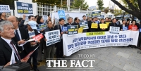 [TF포토] '정부는 금강산관광·개성공단 당장 재개하라!'