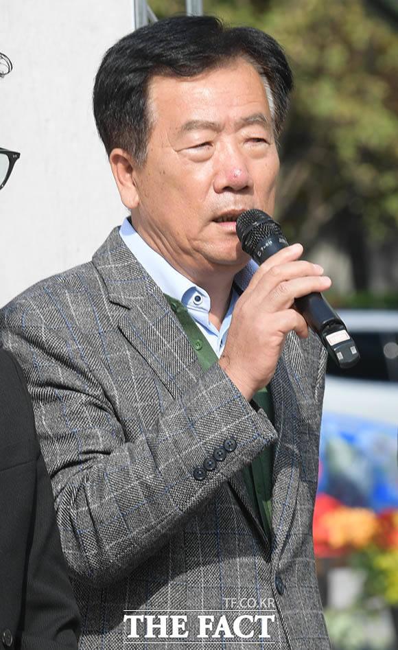민경천 한우자조금 위원장