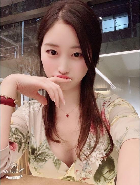 김나정은 영화 82년생 김지영을 본 후 부정적인 것들에만 주목해 그려 놓은 영화라고 혹평했다. /김나정 인스타그램