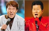 '순망치한' 송대관-태진아, 크리스마스 송년디너 앙코르공연