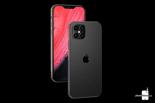 애플은 아이폰12에 4개의 카메라 렌즈를 탑재할 전망이다. AR 기능을 강조하기 위한 결정으로 판단된다. /폰아레나