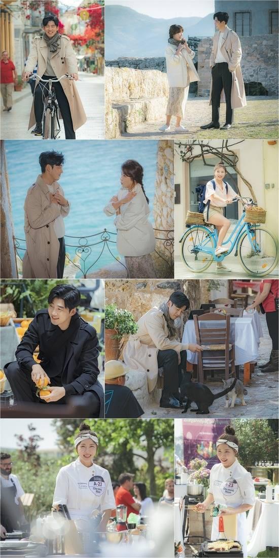 배우 윤계상과 하지원이 JTBC 초콜릿에서 호흡을 맞춘다. 멜로 장인들의 만남에 기대가 모인다. /드라마하우스, JYP픽쳐스 제공