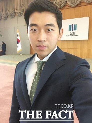 故 김홍영 검사. / 사진=유가족 제공