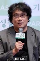 [40th 청룡영화상] '기생충' 5관왕, 정우성·조여정 남녀주연상