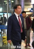 [TF포토] 한-아세안 CEO 서밋 일정 마친 최태원 SK 회장