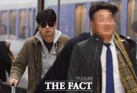 [TF포토] 한·아세안 정상회의 마친 뒤 부산 떠나는 탁현민