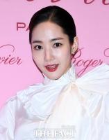 [TF포토] 박민영, '클로즈업도 문제 없는 백옥 피부'