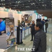 [TF포토] 첨단 기술을 공유하는, '2019 스마트 건설기술·안전 엑스포'