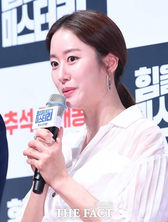 전혜빈은 현재 TV조선 드라마 레버리지:사기조작단에 출연 중이다. /더팩트DB
