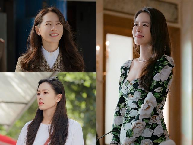배우 손예진은 tvN 사랑의 불시착에서 재벌 상속녀로 등장해 연기 변신을 보여줄 예정이다, /tvN 제공