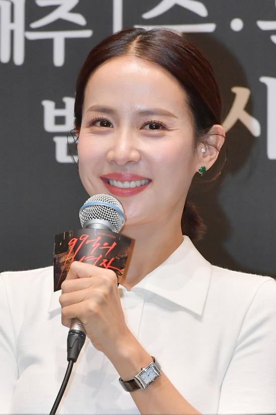 조여정은 영화 기생충의 차기작으로 99억의 여자를 선택했다. /KBS 제공