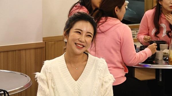 배우 김성은이 SBS플러스 김수미의 밥은 먹고 다니냐에 출연해 그동안 겪은 아픔을 토로했다. /SBS 제공