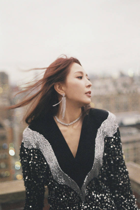 보아가 오는 11일 새 미니앨범 Starry Night(스타리 나이트)를 발매한다. /SM엔터 제공