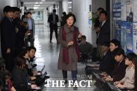 [TF사진관] 법무부 장관에 추미애 지명… '검찰 개혁 안내자 될까?'