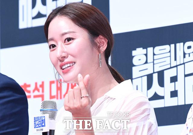 배우 전혜빈이 오는 7일 비공개로 결혼식을 올린다. 예비신랑은 비연예인이다./ 임세준 기자
