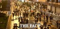 홍콩서'시위관광'상품 등장…