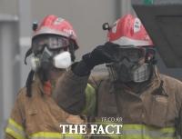 부산 광안동 메디컬센터 화재로 긴급대피…11명 연기 흡입