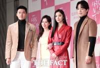 [TF포토] 북한군과 재벌 상속녀의 비밀 로맨스…tvN '사랑의 불시착'