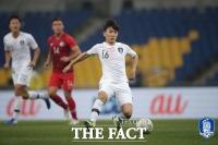 [한국 홍콩] 황인범 나상호 연속골, '골 가뭄' 벤투호의 '단비'