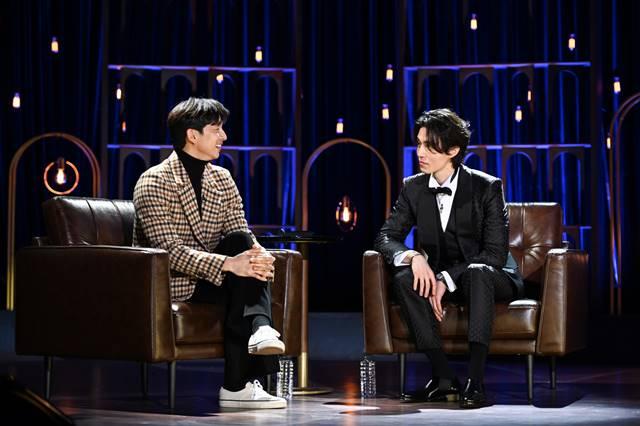 배우 공유가 이동욱은 토크가 하고 싶어서 첫 회 게스트로 출연했다. /SBS 제공