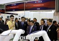 [TF포토] 베트남 국제기계산업대전
