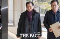 [TF포토] 이틀 연속 소환된 '하명수사 의혹' 김기현