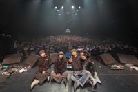 밴드 SURL, 국내외 무대 종횡무진..한일 찍고 태국