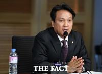 [TF포토] K-pop  병역문제 공청회 참석한 안민석 의원