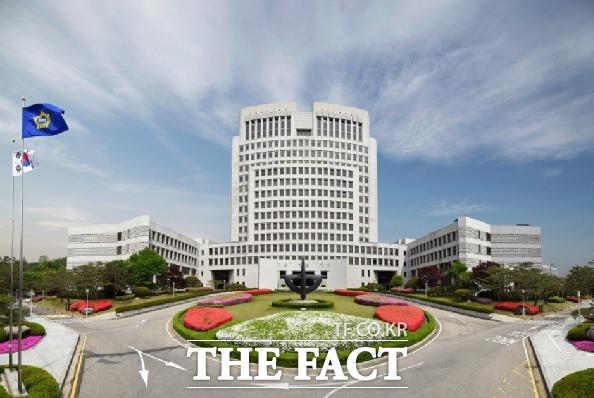 서울 서초동 대법원 청사 전경/ 사진=대법원 제공