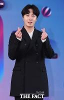 [TF포토] 정일우, '오랜만에 방문한 연예대상!'