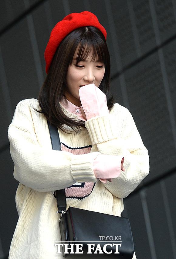 가수 지숙과 프로그래머 이두희의 열애는 지난 10월 알려졌다. /임세준 기자