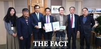 [TF포토] 대한결핵협회-서울시교육청, '2019년 크리스마스 씰 증정 및 성금 전달식'