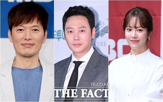 배우 정재영, 김동욱, 한지민(왼쪽부터)이 올해 MBC 드라마에서 활약을 펼쳐 대상 후보로 꼽히고 있다. /더팩트DB