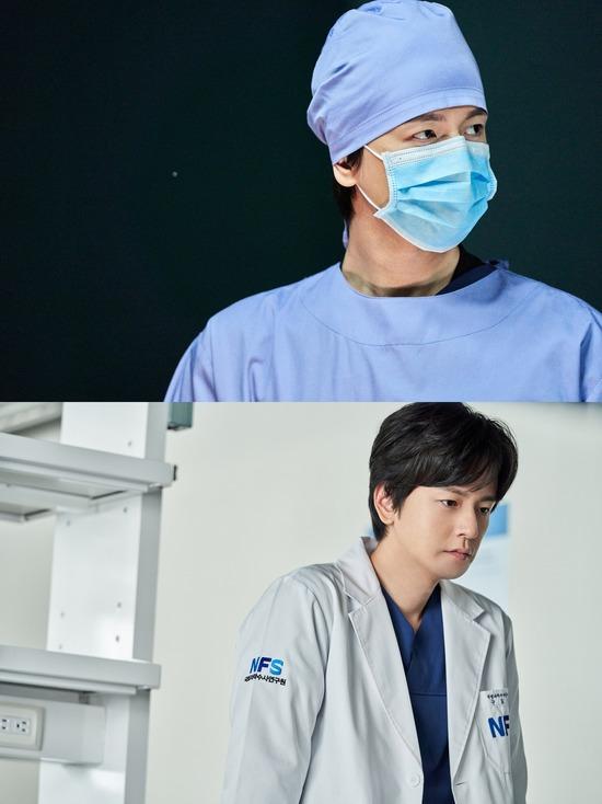 배우 임주환이 MBC 더 게임에서 국과수 법의관 역을 맡아 뇌섹남 포스를 보여줄 예정이다. /MBC 제공