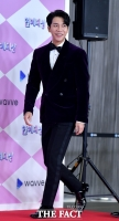 [TF포토] 이승기, 'SBS 연예대상 2연패를 향해~'