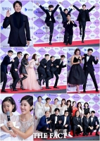 [TF사진관] 흥이 넘치는 ★들의 잔치 '2019 SBS 연예대상'