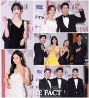 [TF포토] 2019년 MBC 드라마를 빛낸 ★들