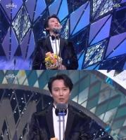 [2019 SBS 연기대상] 김남길 첫 대상..'열혈사제' 8관왕