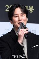 [TF포토] 김남길, '새해에도 여심 녹이는 미소'