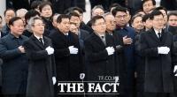 [허주열의 정진기(政診器)] 실패한 한국당 투쟁, '쇼'로 '민심' 얻을 순 없다
